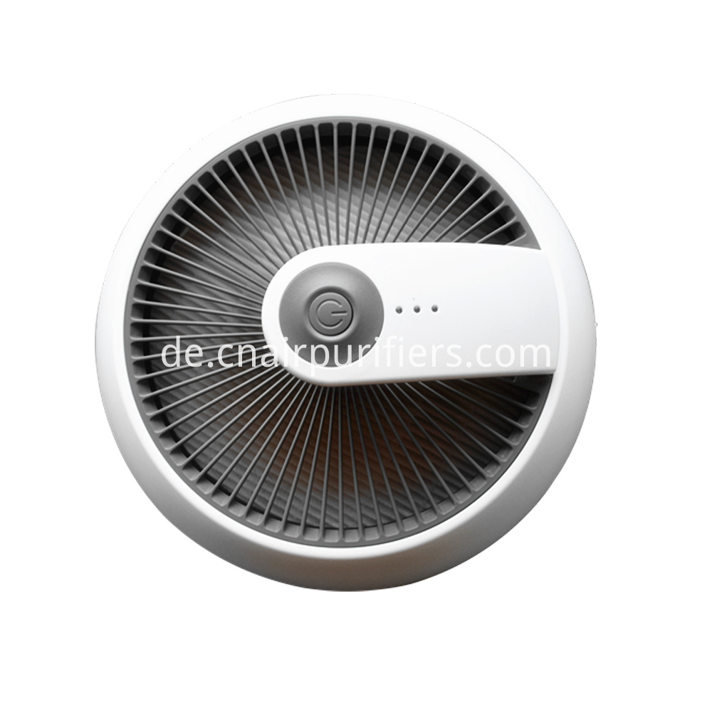 Small Air Purifier Use For Office